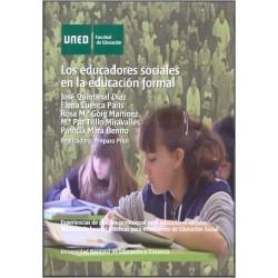 Los educadores sociales en la educación formal - DVD