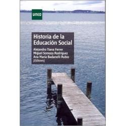 Historia de la educación social