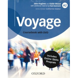 A2 Voyage students book+workbook pack with key