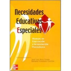 Necesidades educativas especiales. Manual de evaluación e intervención psicológica
