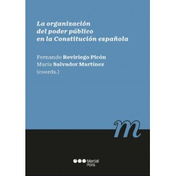 La organización del poder público en la Constitución española