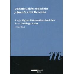 Constitución española y...