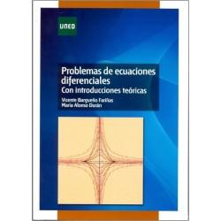 Problemas de ecuaciones diferenciales con introducciones teóricas