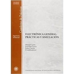 Electrónica general. Prácticas y simulación. Cuaderno de prácticas