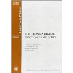 Electrónica digital. Prácticas y simulación. Cuaderno de prácticas