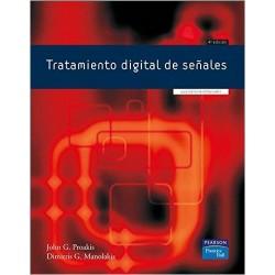 Tratamiento digital de señales. Principios algoritmos y aplicaciones