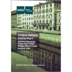 Lengua italiana interactiva 1