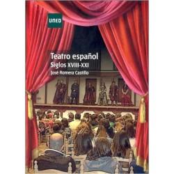 Teatro español (siglos XVIII-XXI)
