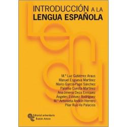 Introducción a la lengua española