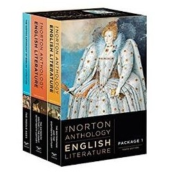 The Norton anthology english literature A B C (pack 1)