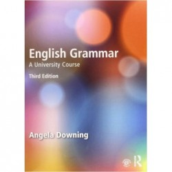 English grammar: university course