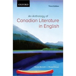An anthology of candian literature in english