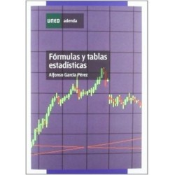 Fórmulas y tablas estadísticas
