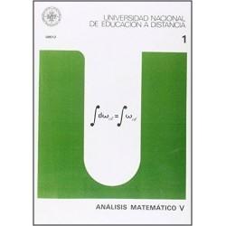 Análisis matemático V